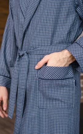 Хлопковый халат ARMAN лёгкий
